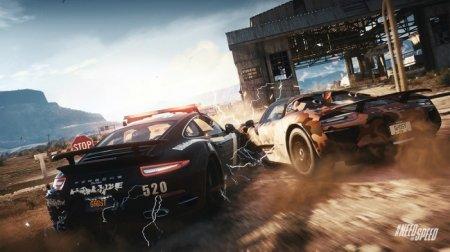 Ghost Games прибавляет скорость, выпуская гоночную игру нового поколения