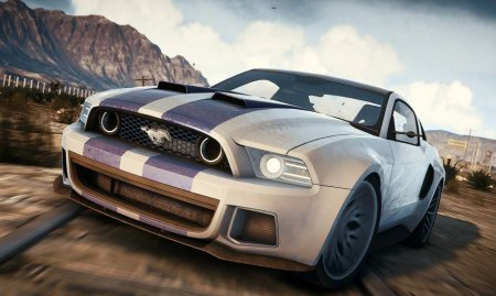 Ford Mustang GT в Need for Speed